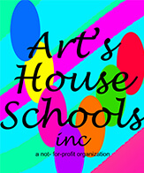 Art's House Schools of Music, Dance and Fine Art Logo